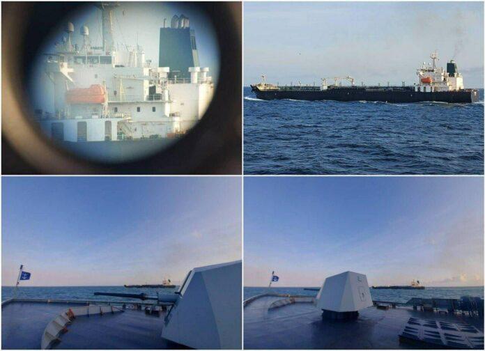 Second Iranian Oil Tanker Enters Venezuelan Waters