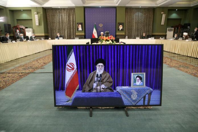 Iran's Leader Says West Failed to Manage Coronavirus Crisis