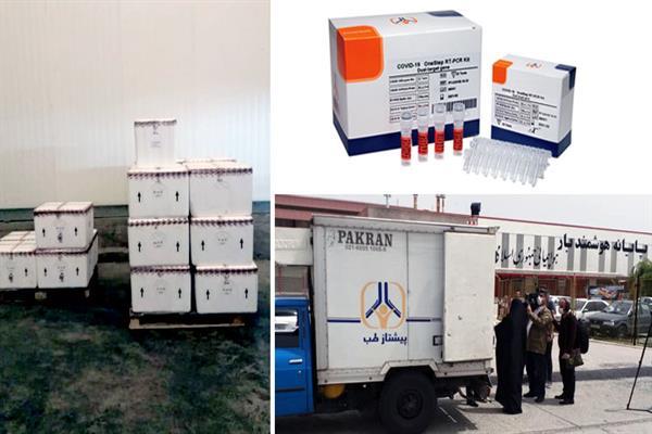 Iran Exports 40,000 Coronavirus Test Kits to Germany
