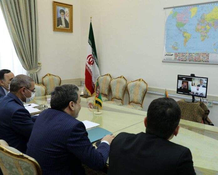 Iran, Turkmenistan Hold New Round of Political Talks