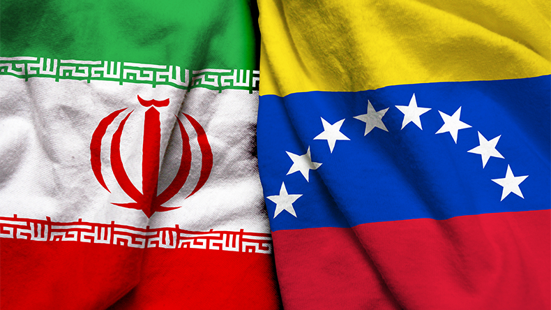 Iran Dismisses US Allegations on Cooperation with Venezuela