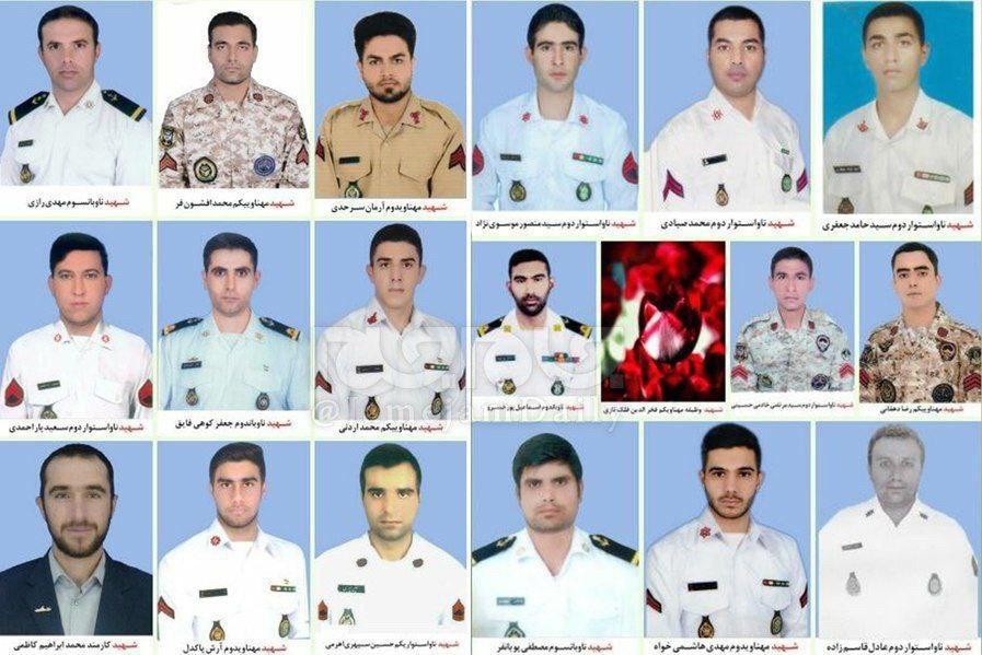 Iranian Sailors