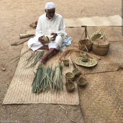 Net Knitting in Qeshm Island 1