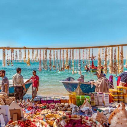 Handicrafts in Qeshm Island