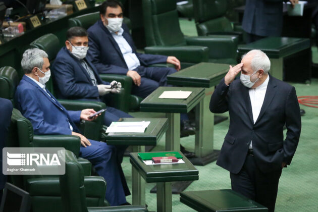 Iranian lawmakers