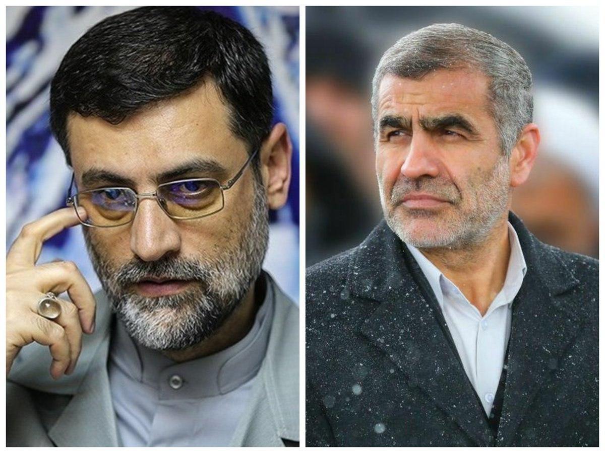 Qalibaf Elected as New Speaker of Iran's Parliament 1