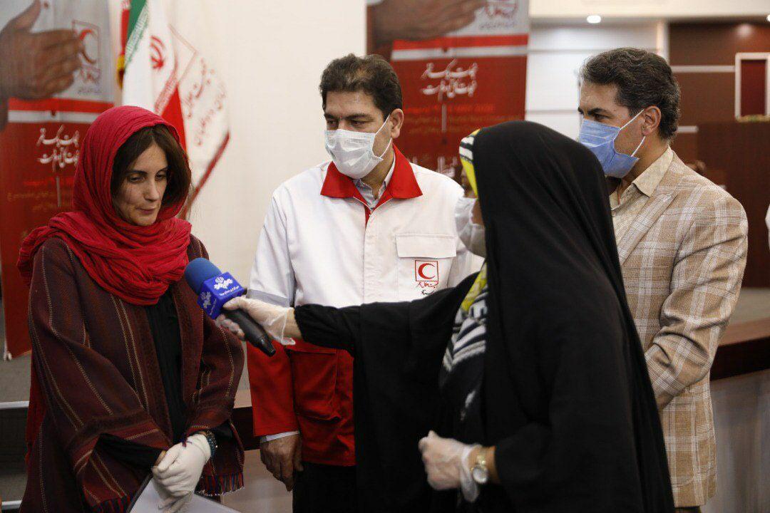 Red Cross Hails Iran's Achievements in Coping with Coronavirus 2