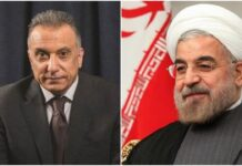 Iran President Vows Unflinching Support to New Iraqi Government