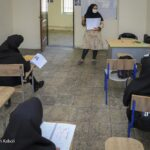 Schools Reopen in 'White' Cities of Iran