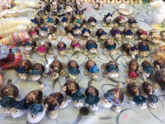 Shell Handicrafts of Qeshm Island 2