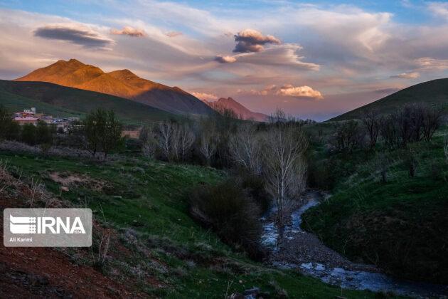 Zalian Village, Iran