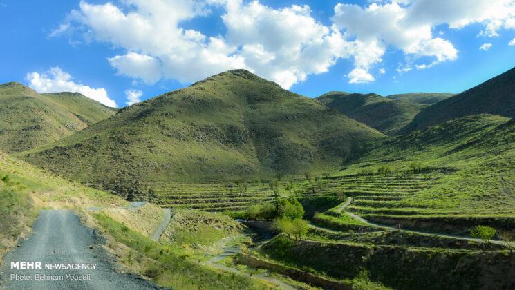 Gerdoo Valley, Iran