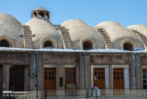 The Roof of the Kashani Plaza, Arak