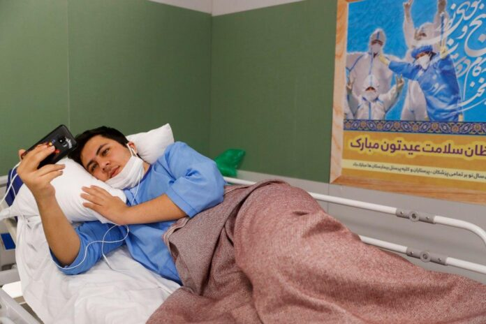 COVID-19 in Iran: 80% of Patients Discharged from Hospital