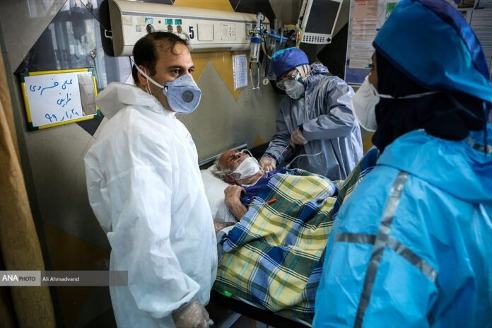 Iran's COVID-19 Cases Surpasses 180,000: Ministry