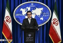 Spokesman Condemns US Envoy's Comments on Military Action against Iran