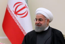 Rouhani Urges Iranians to Once Again Voice Full Support for Palestinians