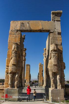 Persepolis in Southern Iran