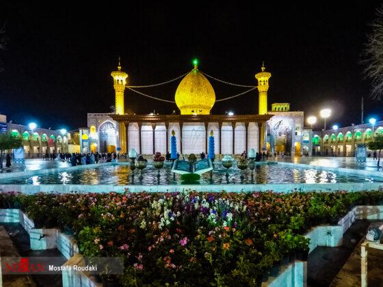 Shah-Cheragh Mosque
