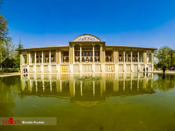 Afif-Abad Garden in Iran's Shiraz