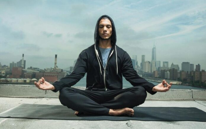 Yoga Can Help People Deal with Coronavirus Anxiety