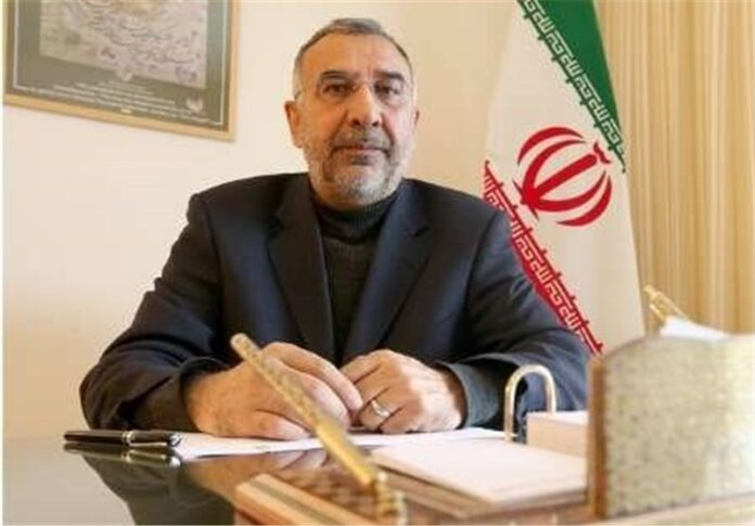 Iran's Special Envoy Holds Talks with Taliban in Doha