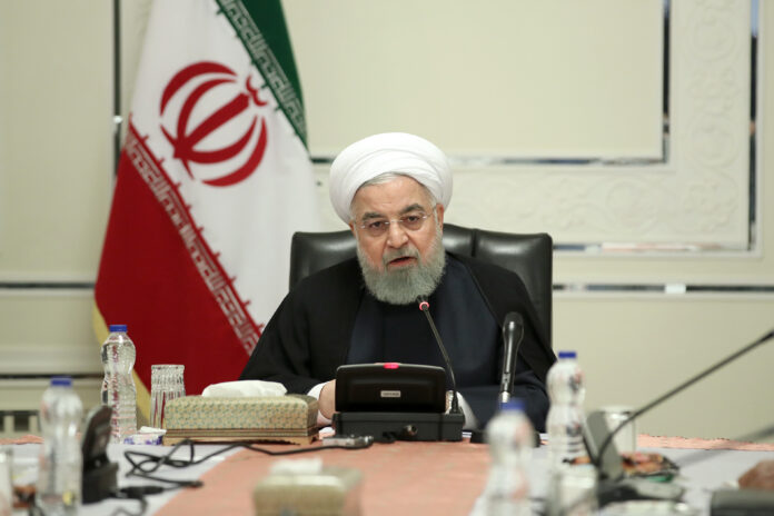 Iran Pushing on with Economic Plans Despite Coronavirus: Rouhani