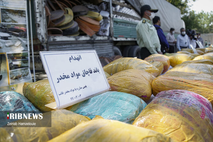 Iran Calls for Global Campaign against Illicit Drugs