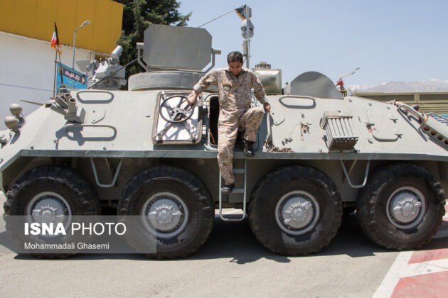 Iran Hosts COVID-19 Fight Technology Expo