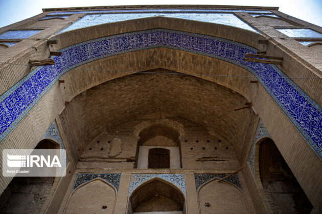 Atigh Grand Mosque of Shiraz 10