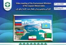 Caspian States Hold Meeting on Marine Environment