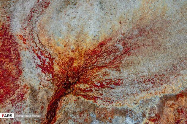 Hidden Layers of Earth in Badab-e Soort 1