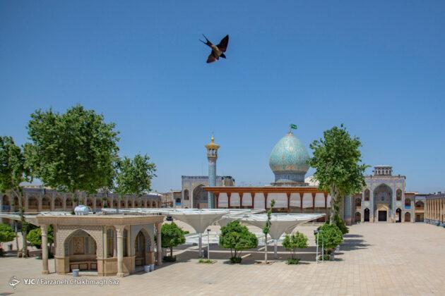 Holy Shrine in Iran