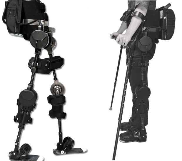 Iran Builds Exoskeleton Robot for Disabled People