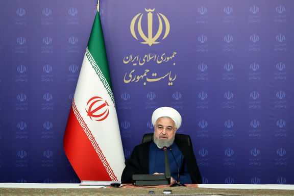 Iran Pushing to Mitigate Economic Repercussions of COVID-19: Rouhani