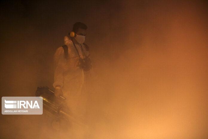 Iranian Scientists Build Ozone-Based Disinfectant Machine