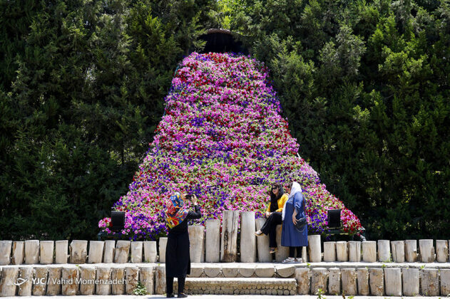 Flower Garden of Isfahan