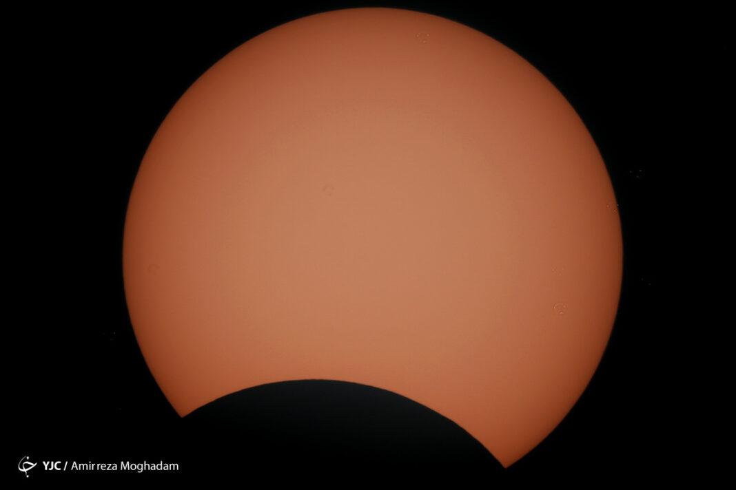 Last Solar Eclipse of Century in Iranian Calendar 2