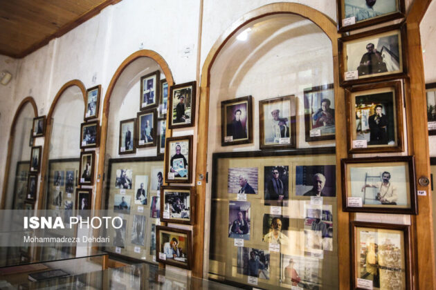 Meshkinfam Museum in Shiraz