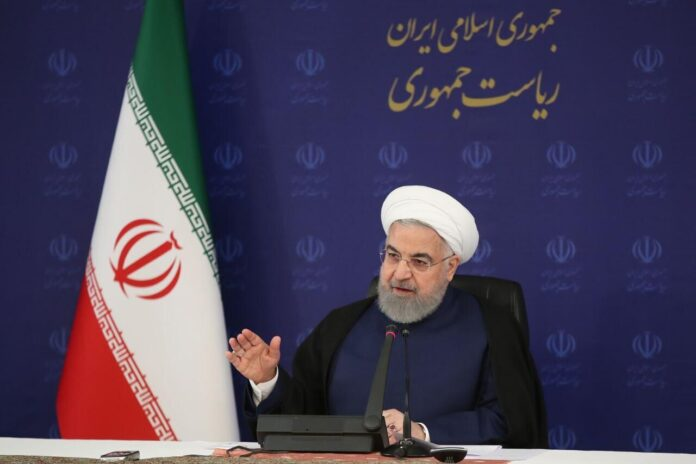 'National Coalition for Life' Formed in Iran to Contain COVID-19: President