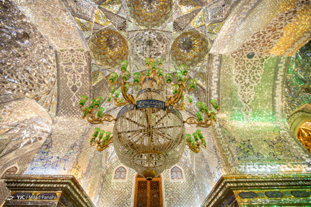 Holy Shrine in Iran