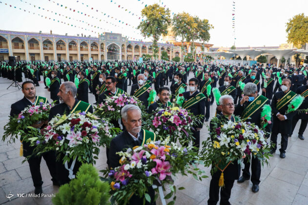 National Day of Shah-e Cheragh Commemorated in Iran