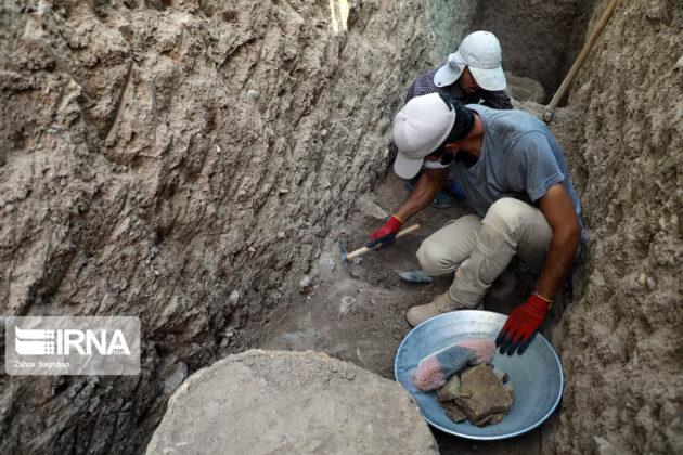 Parthian Graveyard Found in Central Iran