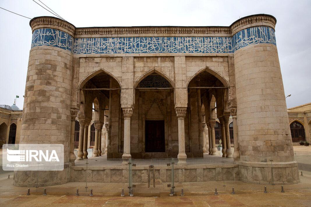Persian Architecture in Photos: Atigh Grand Mosque of Shiraz