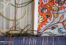 Sarooq carpets of Iran