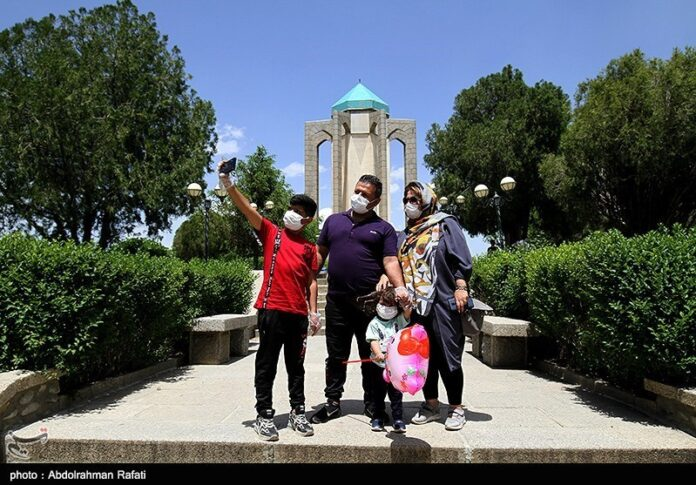 Iran Says Local Tourism Industry Booming after Restrictions Ease