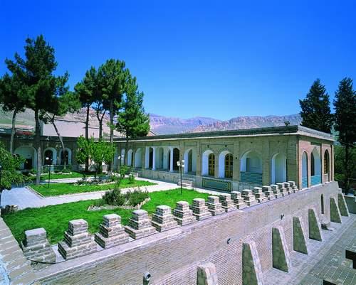 Vali Castle in Western Iran