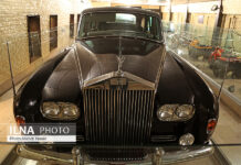Vintage Car Collection of Niavaran Palace 3