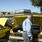 Extreme Heat in Iran's Ahvaz