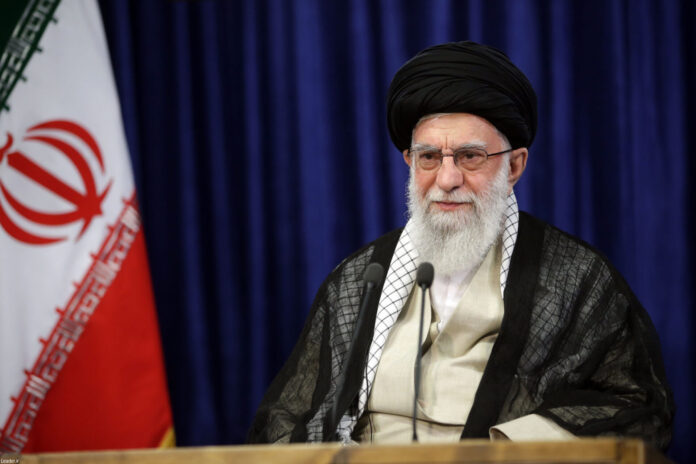 Leader Calls US Sanctions 'Crime against Iranian Nation'